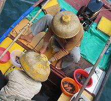 Fisherwomen by Nupur Nag