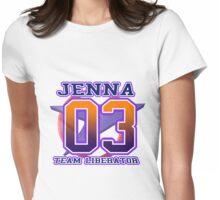 Team Liberator: JENNA Womens Fitted T-Shirt