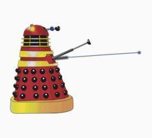 Dalek Attack Kids Clothes