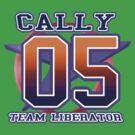 Team Liberator: CALLY by shaydeychic
