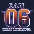 Team Liberator: GAN by shaydeychic