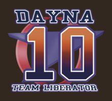 Team Liberator: DAYNA by shaydeychic