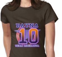 Team Liberator: DAYNA Womens Fitted T-Shirt
