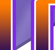 Team Liberator: DAYNA Sticker