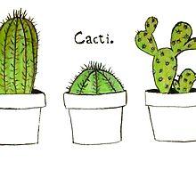 Cactus by Felicia Hägerström