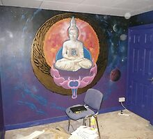budda room by alan  sloey( Japraku)
