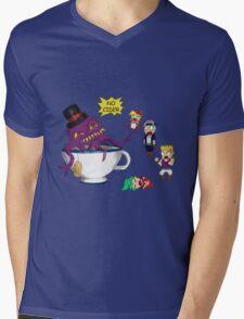 Seafood Soup Mens V-Neck T-Shirt