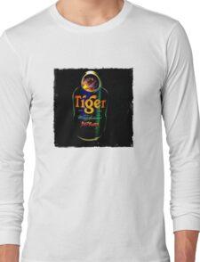Sagat Street Fighter Tiger Long Sleeve T-Shirt