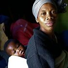 A Proud Langa Mother by Paul Campbell  Photography