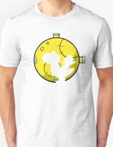 Crayon Moon Unisex T-Shirt