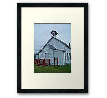 Saint Johns Church Framed Print
