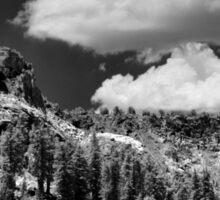 Ten Lakes Basin - Yosemite N.P. Sticker