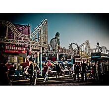 Amusement Photographic Print