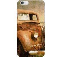 Two Ton Truck iPhone Case/Skin
