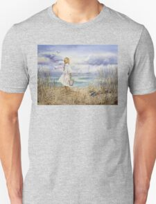 Girl and the Ocean T-Shirt