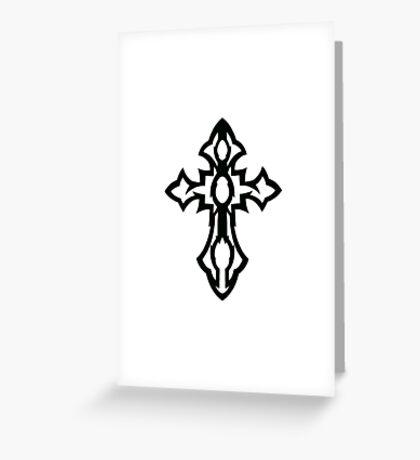 Designed Faith Greeting Card