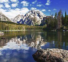Grand Teton National Park by Jeanne Frasse