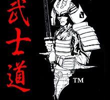"""""""Bushido""""  by Carter L. Shepard by echoesofheaven"""