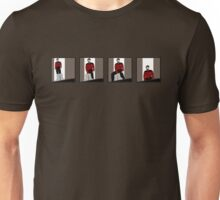 The Riker Maneuver (Sitting In Chair) Unisex T-Shirt