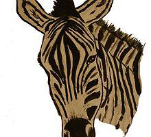 """""""Zebra""""  by Carter L. Shepard by echoesofheaven"""
