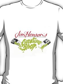 Jim Henson's Creature Shop from TMNT2 Ninja Turtles T-Shirt