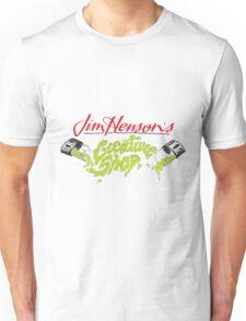 Jim Henson's Creature Shop from TMNT2 Ninja Turtles Unisex T-Shirt