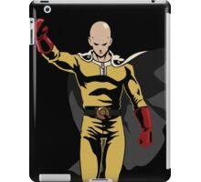 One Punch Man - Saitama Entrance 2 (variant 2) iPad Case/Skin