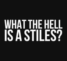 What the hell is a Stiles? (v2) by sstilinski