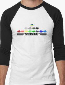 Coexist Men's Baseball ¾ T-Shirt