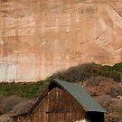 Old Barn in the Desert #1 by KelseyGallery