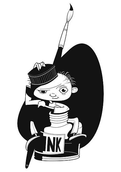 The Artist by konokopia