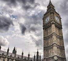 Big Ben goes Gothic by LadyFi