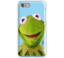 Mr. the Frog iPhone Case/Skin