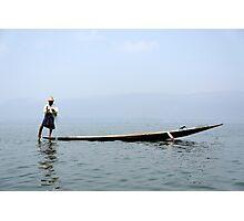 My Myanmar Photographic Print