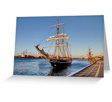 Leeuwin & Endeavour HDR Greeting Card