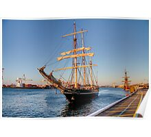 Leeuwin & Endeavour HDR Poster