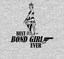 The Queen Elizabeth Best Bond Girl Ever London Olympics 2012 Unisex T-Shirt
