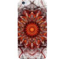 Scorching sun iPhone Case/Skin
