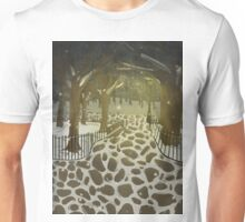 Snowy Night Unisex T-Shirt
