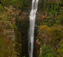 Carrington Falls ... framed by Michael Matthews