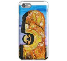 Sculptures - Pallet Knife iPhone Case/Skin