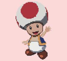Pixel Toad Kids Clothes