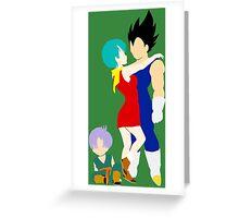 Family (Minimalist) Greeting Card