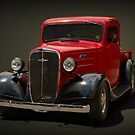 1934 Chevrolet Pickup Truck by TeeMack