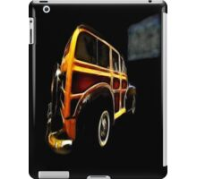 Another Night At The Movies iPad Case/Skin