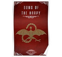 The Sons Of The Harpy Poster