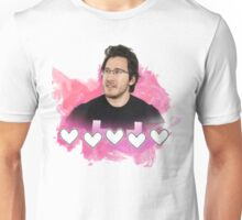 markiplier watercolor splash Unisex T-Shirt