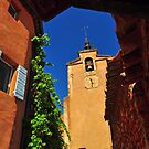 The Belltower at Roussillon by S T