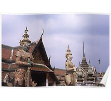 1963-1964 Bangkok Poster
