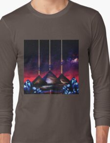 Giza-Orion Alignment  Long Sleeve T-Shirt